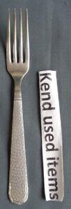 GERO GROMANITE 300 HAMERSLAG dessertvork 17,3cm vork fourchette fork Gabel