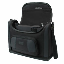 Projector Bag with Customizable Dividers, Accessory Pockets, & Shoulder Strap