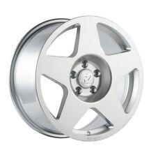 19X8.5 Fifteen52 Tarmac 5x114.3mm +45 Silver Wheels Fits Tc Xb Rx8 Mazda Speed 3