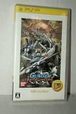 GUNDAM BATTLE UNIVERSE GIOCO USATO SONY PSP EDIZIONE GIAPPONESE TN1 49437