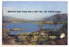 Dix0061 - Loch-Nan-Uamh , Inverness-shire - Dixon postcard 3610