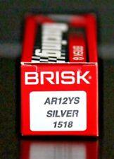 1X SPARK PLUG BRISK AR12YS=YAMAHA 94701-00330 94701-00411 94703-00314 94703