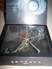 007 Skyfall Westland Helicopter-New