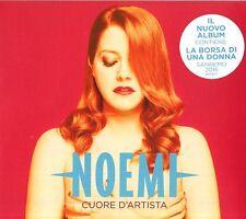 NOEMI CUORE D'ARTISTA (SANREMO 2016) CD NUOVO E SIGILLATO