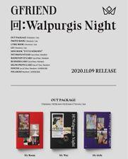 GRIENDS 回:Walpurgis Night Girlfriends KPOP Album CD+Photocard+Photobook+etc