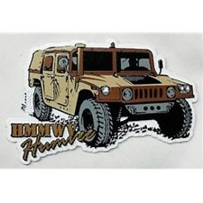 MILITARY HMMWV HUMVEE MAGNET NEW