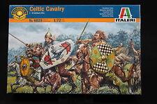 XU104 ITALERI 1/72 figurine 6029 Celtic Cavalry I II century B.C Cavalerie Celte