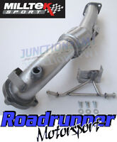 "Milltek Focus RS MK2 Downpipe 3"" Stainless Steel Front Pipe Exhaust MSFD145RS"