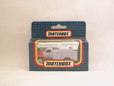 Matchbox Superfast MB74 camion nacelle - Utility Truck  neuf/boite (#A25)