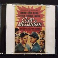 CALL A MESSENGER Dead End Kids DVD 1939 Billy Halop Huntz Hall Robert Armstrong
