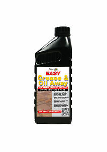 Grease and Oil Away - for engine oil, grease & oily stains