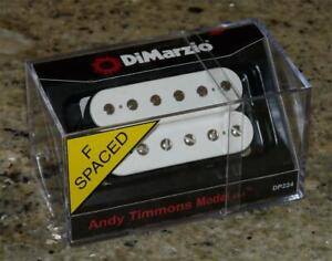 Dimarzio DP224F AT-1 WHITE Andy Timmons Ibanez Bridge Pickup for Fender Strat RG