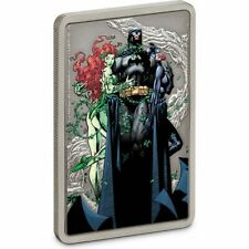 2020 Niue Batman Caped Crusader Vixens 1 oz .999 Silver $2 Coin - 2000 Made