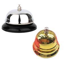 Restaurant Service Bells Hotel Bar Counter Bell Ring Reception Desk Call Ringer