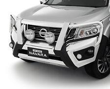 Genuine NP300 Nissan Navara Alloy Bullbar (F2160-4KE0AAU)