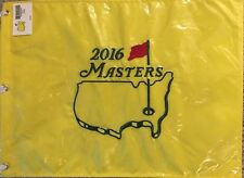 2016 Masters OFFICIAL PIN Flag From AUGUSTA - Sealed - AUTHENTIC 2018