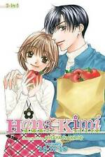 Hana-Kimi (3-in-1 Edition), Vol. 6 ' Nakajo, Hisaya manga in english, freepost a