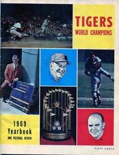 Detroit Tigers 1969 Yearbook & Pictorial Review - (SPECIAL BONUS)