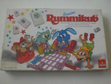 GOLIATH JUNIOR RUMMIKUB ANIMAL VERSION,100% COMPLETE,1995,See Pictures