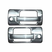 Mercedes Actros MP2/3 Door Handle Covers Super Polished Stainless Steel 4 Pcs