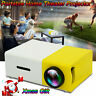 Mini LED Projector HD 1080P Portable Video Movie Home Theater Cinema HDMI USB