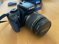 Canon EOS Digital Rebel XTi Camera with 18-55mm Lens and Accessories