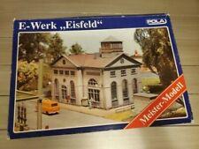 """POLA E-Werk """"Eisfeld""""HO 1/87 model Power Station Meister-Modell HO #617"""