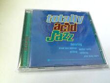 "CD ""TOTALLY ACID JAZZ"" CD 15 TRACKS"
