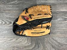 New listing Rawlings RH Throw Glove Fastback RBG36T 12.5 Inch BaseBall / SoftBall