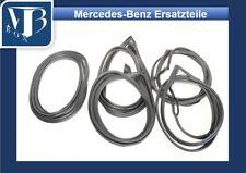 P30/ Mercedes-Benz W201 190 190E 190D Satz 4x Türdichtung + Kofferraumdichtung