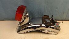 1979 Honda CB650 CB 650 H1227' rear fender w/ brake light lamp