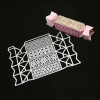 Creative Candy Box Cutting Dies Stencil DIY Scrapbook Paper Card Embossing Craft