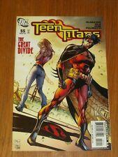 TEEN TITANS #55 DC COMICS NM (9.4)