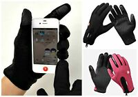 Warm, Windproof - TouchScreen / TEXTING WINTER GLOVES for iPhone & SmartPhone