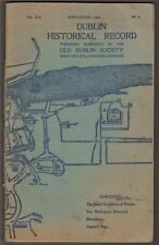 Dublin Historical Record.  Jesuit University. Miscellanea. 1952 D2.206C