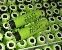 Lot Panasonic Protected NCR18650B 3400mAh Li-ion Battery w/ PCB Charger Optional