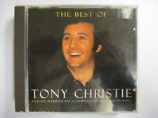 The Best Of TONY CHRISTIE - CD ALBUM