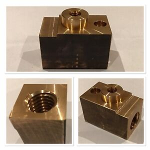 Cross Slide Nut To Fit Harrison L5, L5A And L6 Imperial Lathes