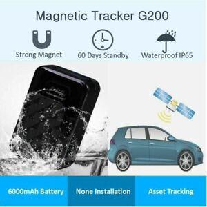 Localizzatore Satellitare GPS GSM GPRS Antifurto Traker G200 Traking Auto Moto B