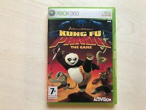 Kung Fu Panda Xbox 360 Game UK PAL USED