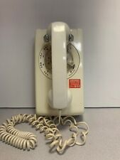 Vintage So. New England Telephone Co. Wall Mount Rotary Dial Phone ATT