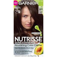 Garnier Nutrisse Hair Color Deep Dark Brown 400 Sweet Pecan