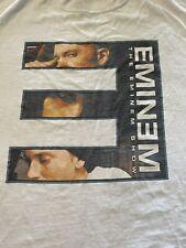 Vintage The Eminem Show Tshirt Large