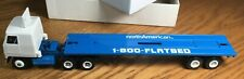 Winross Mack MH600 North American Tractor/Flatbed Trailer 1/64