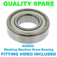 Genuine Whirlpool Maytag Bauknecht Washing Machine Ball Bearing 481252028003