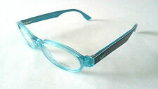 DESIGNER FRAMES GLASSES BY EMPORIO ARMANI EA9778 - 49-17-140 FAB BLUE OB6 - EA15