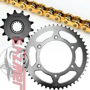 SunStar 520 MXR1 Chain 16-44 T Sprocket Kit 43-4538 For Suzuki DRZ400SM