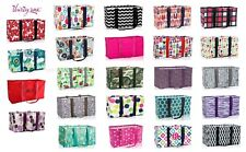 Thirty one LARGE medium UTILITY TOTE Bag basket beach laundry 31 gift designs
