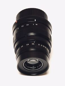 Angenieux 75 3.5 lens for Leica M
