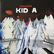 RADIOHEAD Kid A 2LP Vinyl Reissue Brand NEW 2016
